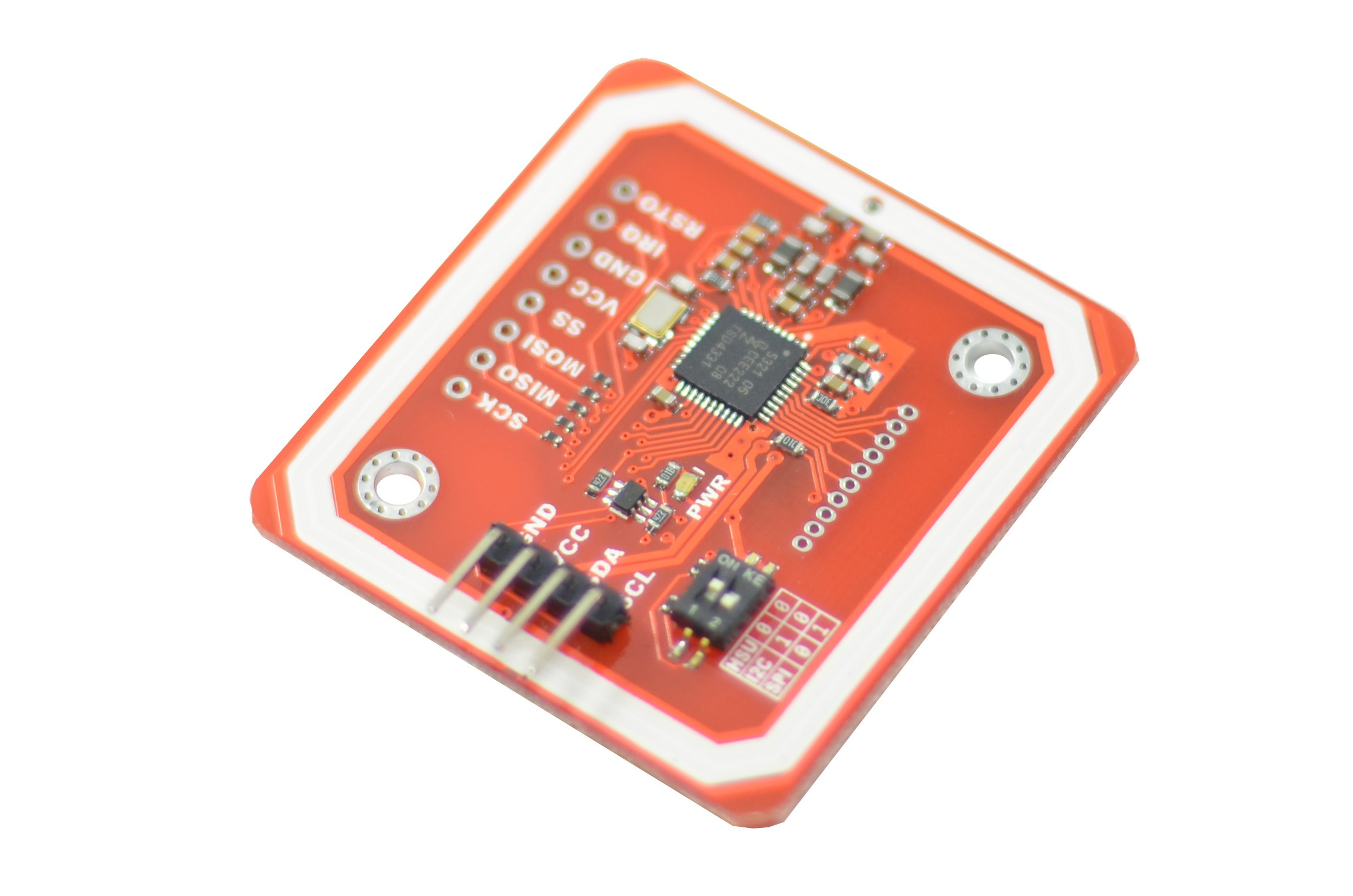 PN532 NFC/RFID Shield for Arduino - Gnration Robots