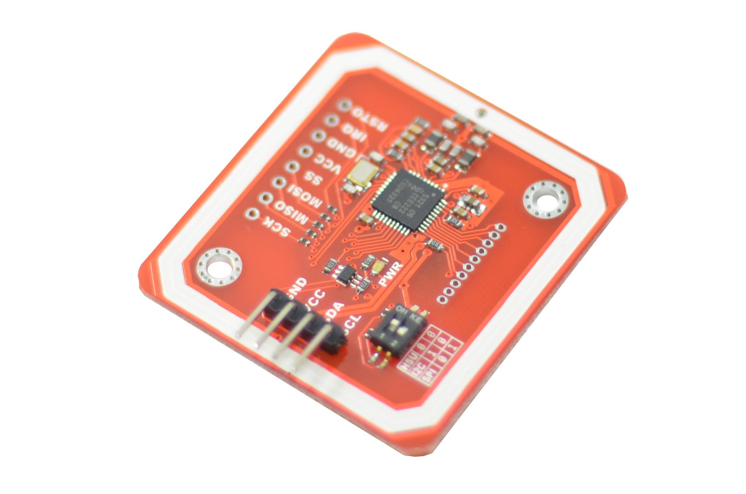 Adafruit PN532 RFID/NFC Breakout and Shield