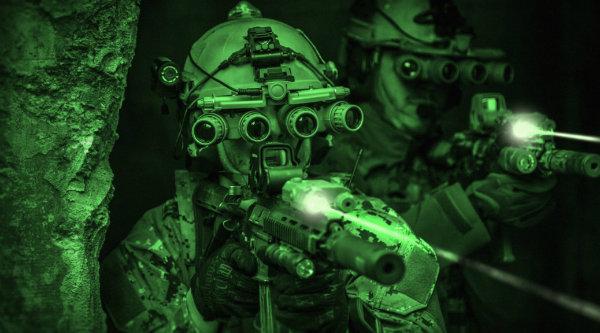 نانوتکنولوژی در عینک های دید در شب