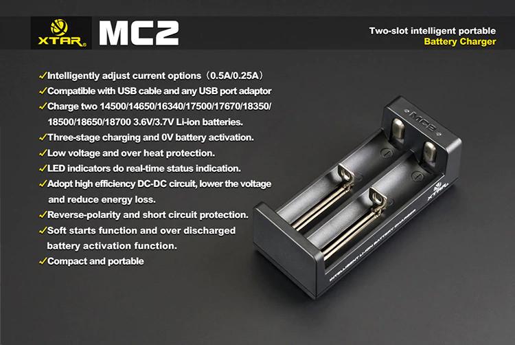 Xtar MC1 4